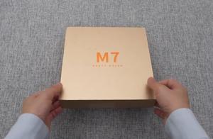 """1299元买的金立M7开箱,看到""""全面屏""""那一刻,我简直哭笑不得!"""
