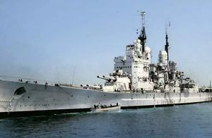 真实战列舰航母拍摄的俾斯麦号覆灭记!58年来依然是海战神作