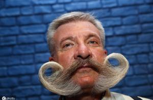 巴黎法国胡须锦标赛 时髦的胡须趋势如何在法国流行起来