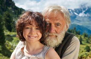 《海蒂和爷爷》:一部令人心旷神怡的电影