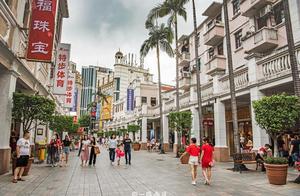 """广东中山老街,怀旧建筑让人""""穿越""""到民国时期!"""