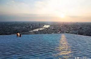 世界首个360度高楼无边泳池很可能落地迪拜