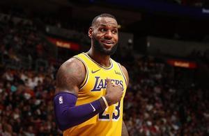 NBA收视率大跌!萧华发话引争议,詹姆斯成背锅侠,鱼都钓不安稳