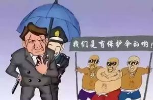 """黑恶势力""""保护伞""""的15种类型"""
