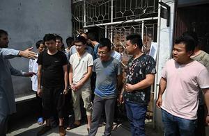 巴基斯坦机场逮捕2名中国人贩子,骗女孩结婚后带其回国强迫卖淫