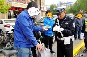 真真真真真真查!哈尔滨交警严查行人闯红灯等交通违法行为一天查处105件