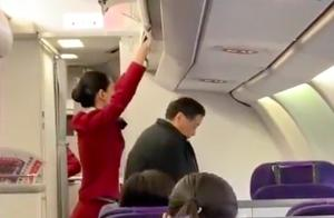 74岁身价千亿,娃哈哈老板宗庆后一个人出差,空姐帮助他找到座位