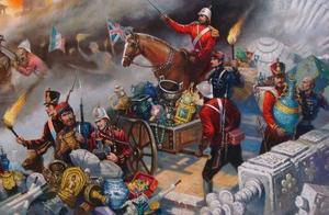 英军入侵圆明园后,为了争夺更多的珍宝竟想出如此荒唐的办法