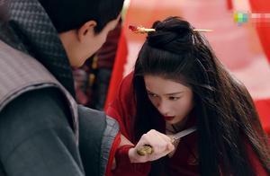 白发王妃:红帐之辱,傅筹愧疚无忧被伤,都不及容齐眼中的一滴泪