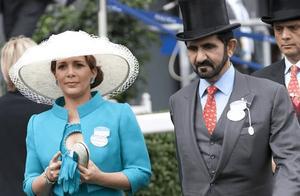 迪拜王妃出逃真相曝光,酋长6个妻子23个孩子,还虐待亲生公主