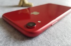 iPhone XR 128G骚红真香机,我还要吐槽点啥?