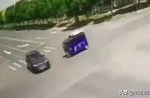 江苏女子试驾奥迪车高速飞驰出大事,1死4伤!丈夫孩子被甩出车外