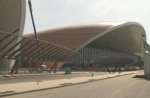 快来看,总投资额近800亿的北京新机场建到这一步了!