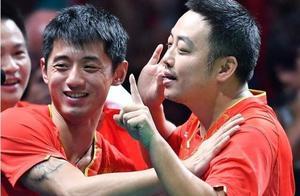 刘国梁收获惊喜!爱徒已做好未来计划,将听他话留在体育圈发展