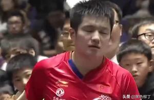 樊振东出局!决胜局被打崩后溃败,世界第一远离冠军闭目失望