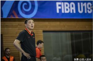 教练换波波维奇都没用!U19国青男篮基础条件不达标,还怎么比赛