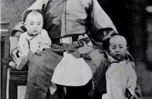 清宫戏中的帅哥都是骗人的,看看这组真实的阿哥王爷的真实面貌吧