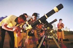 土星冲日奇观来袭,七月苍穹让人无限极期待