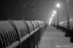 爱人在的地方下雪了,求相关的关心的句子