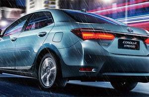 一汽丰田全新卡罗拉:8月下旬上市,比新雷凌系列整整晚了3个月