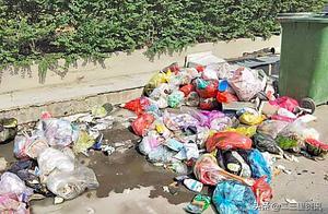 冬天没人扫雪 春天满地垃圾?东丰这个小区为啥一直没人管?