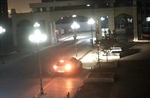 黑龙江一男子醉酒见人就打   连胜三人回了家   刚进屋警察就敲门
