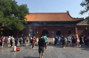 北京的雍和宫
