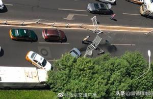 北交大原校长宁滨院士车祸去世 事故细节披露:其座驾变道与旁车接触失控