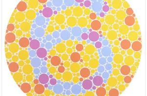 6张色觉检测图,识别出来3张不算本事,全都认识才算厉害