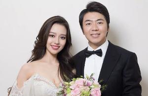 朗朗新婚妻子旧照曝光,德韩混血长相太优秀了