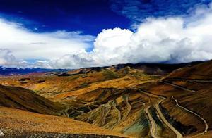 """西藏7大最""""野""""公路,318都不算最狠的,去过的都是勇士!"""