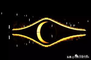 """燃爆!韶州公园夜景""""海上生明月,天涯共此时""""多图欣赏"""