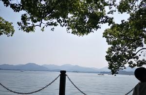 我在杭州西湖
