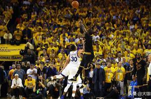 真是三分球的时代:近10年NBA总决赛最强进球,10个有7个是三分