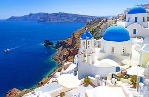 在蜜月天堂希腊,定制师带你玩转圣托里尼!