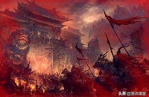 这一诗篇告诉你 中唐时期的藩镇之间和讨伐藩镇的战火有多惨烈