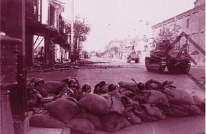 中国军队反击自卫