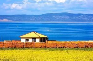 等一个人,陪我去青海湖
