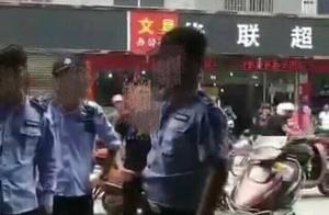 """台州警方通报""""城管""""砸锅事件:市容管理人员与商户发生争执"""
