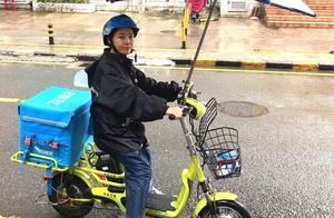 深圳32岁单亲妈妈,被家暴离婚,被好友骗40万,送外卖还债养儿女