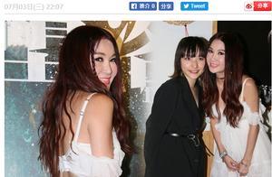 """温碧霞片场庆生超感动,新戏与女演员接吻竟称""""很舒服"""""""