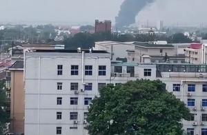 突发!北京丰台刘庄子路一库房着火 无人员被困伤亡