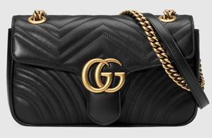 假Gucci包包的新骗局,黑标一剪冒充正品,假货利润高达650%当心