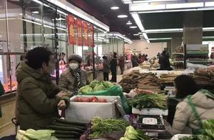 天津市河东区:邻里街菜市场试营业 拓宽节前市场供应渠道
