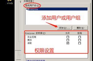 win10默认共享用户文件夹是什么意思