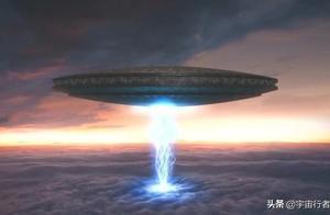 神秘空洞出现在阿拉伯上空,真是不明物体?这次看科学家怎么解释