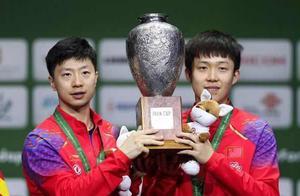 国乒迎来一新喜讯!刘国梁放眼未来谈到一人,看好世界冠军接他班
