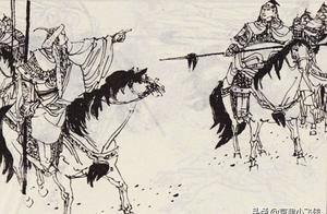 此将生擒郭英,骂朱元璋贪生怕死,朱元璋上去打,两三回合就逃了