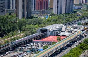 北京首条自行车高速本周开通,骑行感如何?来看记者体验