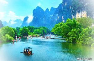 广西+旅游 广西旅游景点最值得去